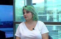 """Marina Jade: """"Soy cantante y activista LGTBI"""""""