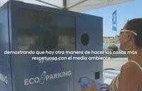 Eco Parking: la iniciativa para luchar contra la contaminación de nuestras playas y océanos