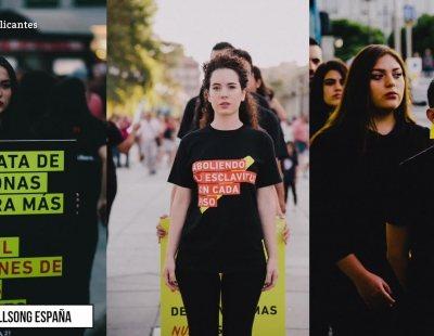 Caminando por la Libertad - Walking for Freedom: luchando contra la trata de personas