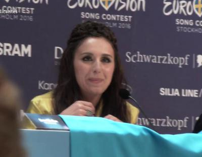 Jamala (Ucrania) explica la relación entre el conflicto de Crimea y su canción
