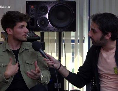 Carlos Right desvela detalles sobre su disco y las colaboraciones con las que contará