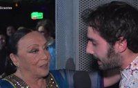 """Betty Missiego: """"Lo mejor de Eurovisión es el cariño de los eurofans"""""""