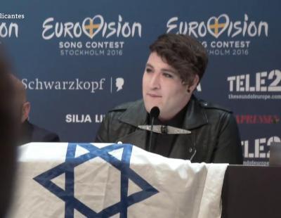 Hovi Star (Eurovisión 2016): 'Si quisiera ser político no tendría este corte de pelo'