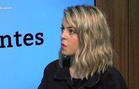 Nerea Rodríguez presenta 'Tu segunda opción' y aclara la polémica con el doblaje