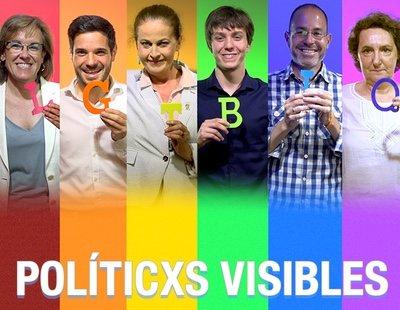 Políticxs visibles: activismo y orgullo LGTBIQ