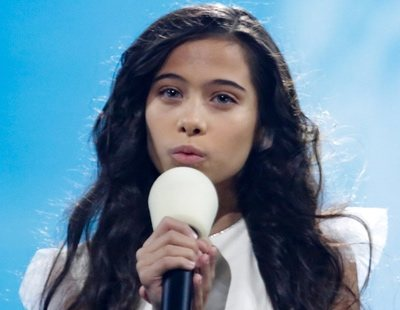 Melani, antes de Eurovisión Junior 2019: