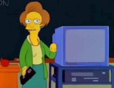 'Los Simpson' predijeron el 'pin parental' de VOX