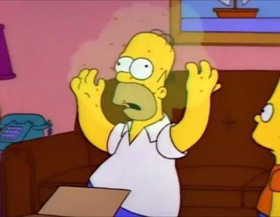 Así predijeron 'Los Simpson' el coronavirus de Wuhan