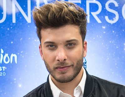 Blas Cantó presenta 'Universo' para Eurovisión 2020: