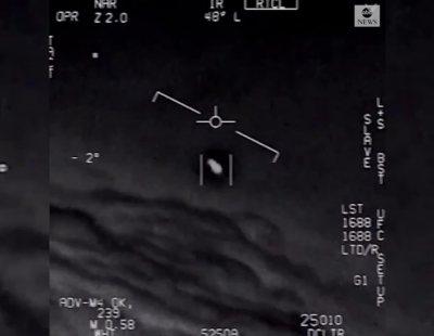 El Pentágono hace públicos tres vídeos de OVNIS