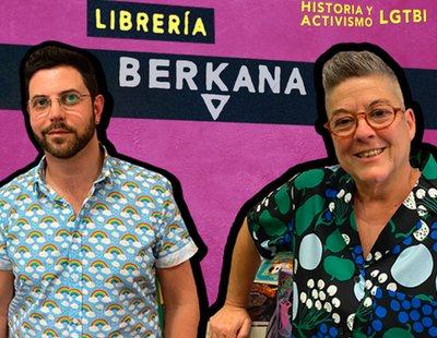 Librería Berkana: el activismo LGTBI se puede reconstruir desde la cultura
