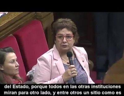 Cuando Dolors Bassa (ERC) acusaba a Andalucía y Ceuta de permitir la llegada de menas a Cataluña