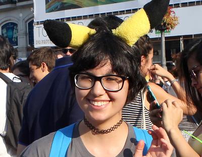 Así se vive en directo la quedada de 'Pokémon Go' de Madrid
