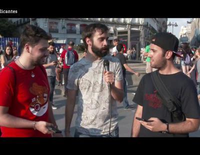 Récord mundial en la PokéQuedada de Madrid