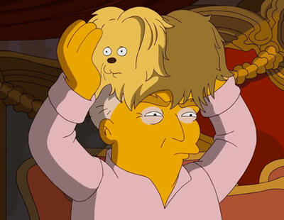 Hillary o Trump: Homer Simpson decide a quién votará