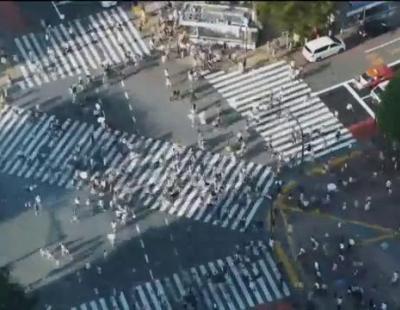 La espectacular presentación de Tokio 2020