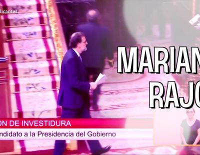 El monólogo de Rajoy y el 'no' de Pedro Sánchez