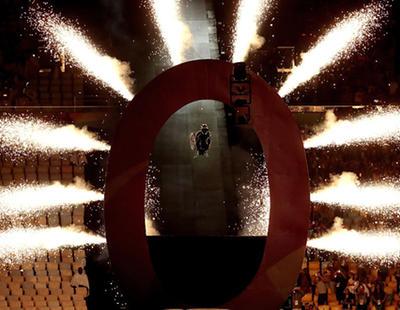 Un salto mortal en silla de ruedas abre los Juegos Paralímpicos de Río 2016