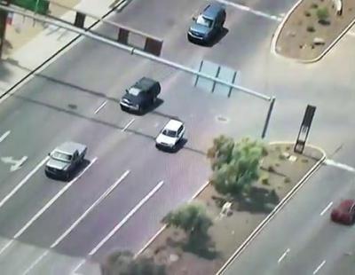 La policía dispara en directo a un fugitivo sin intentar detenerlo antes